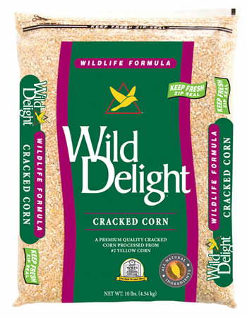 Wild Delight Cracked Corn Seed
