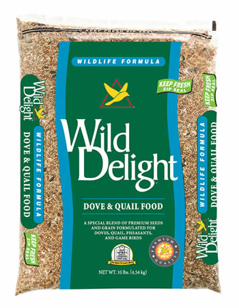 Wild Delight Dove and Quail Food