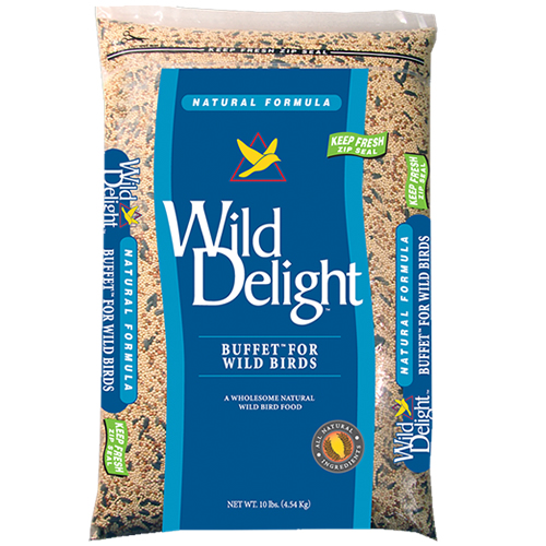Wild Delight Buffet Bird Seed - 10 lbs.