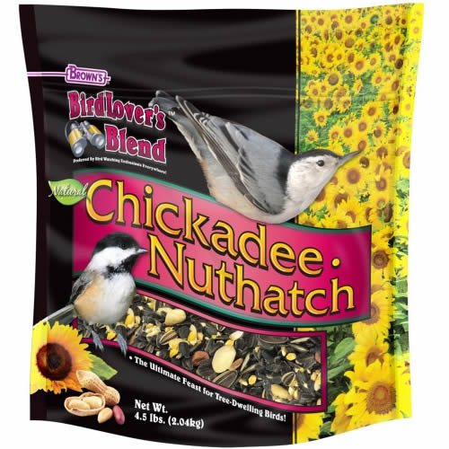 Bird Lover¢ '¬ s Blend' Chickadee-Nuthatch