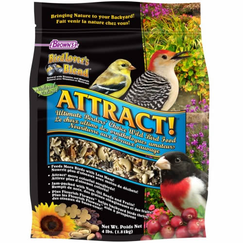 Attract.' Birders Choice Ultimate Blend