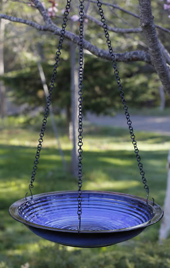 Duncraft Com Hanging Circles Bird Bath