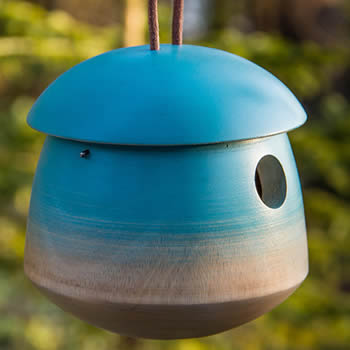 Tumble Bird Home Blue