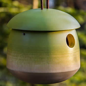 Tumble Bird Home Green