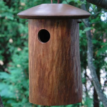 Natural Bluebird House