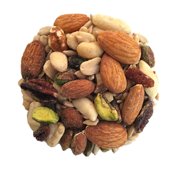 Premium No Waste Nut Blend