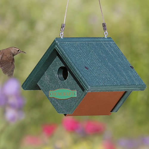 Eco-Wren Bird House