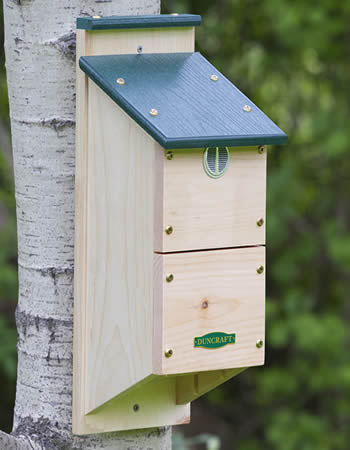 Duncraft Deluxe Bat House