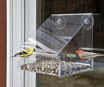 "8"" Window Awning Feeder"