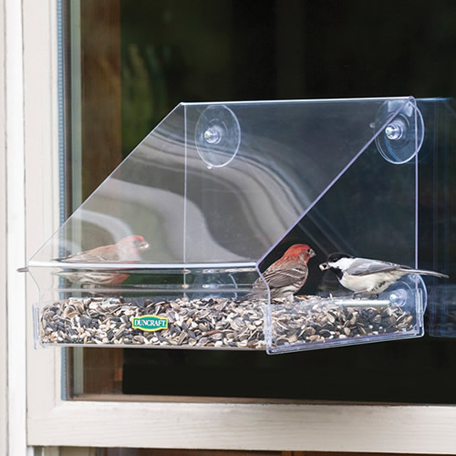 "12"" Window Awning Feeder"