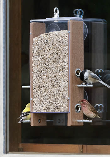 Country Station Window Feeder