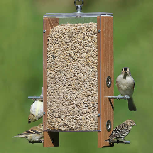 Country Station Hanging Feeder