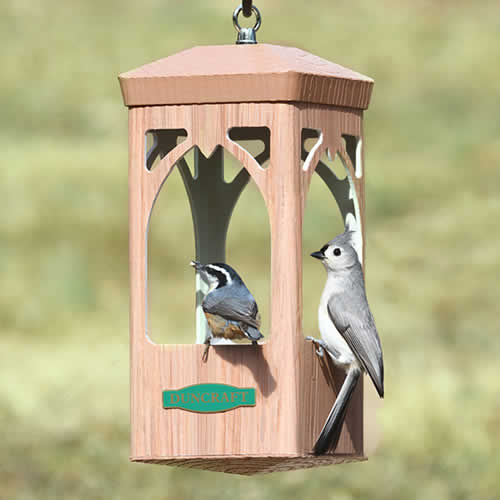 Duncraft Craftsman Bird Feeder