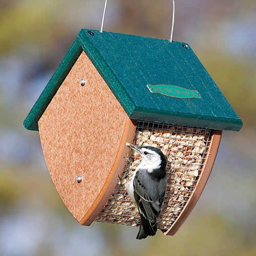 Eco friendly acorn mesh feeder for Acorn feeder