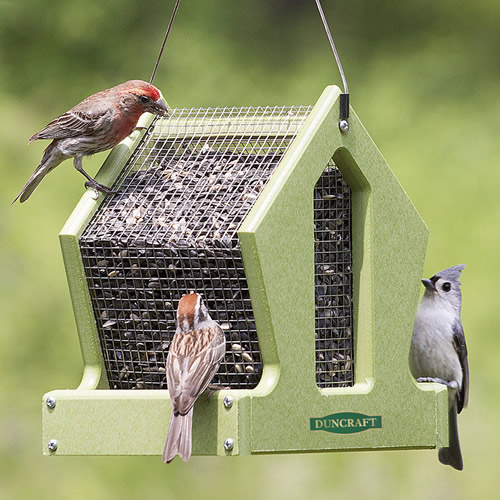 Duncraft Eco-Strong Mesh Feeder