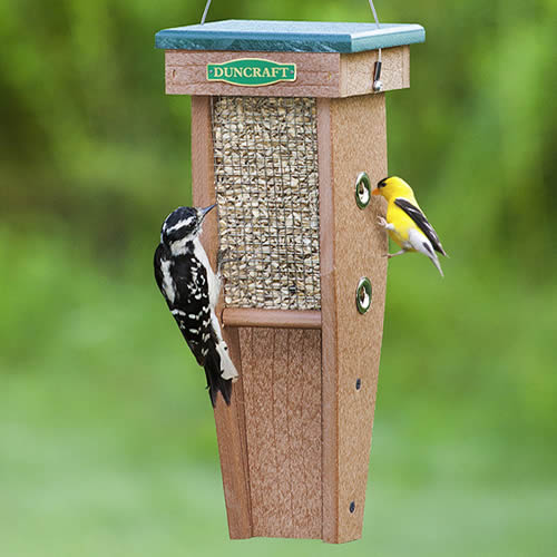 Duncraft Woodpecker Mesh Feeder