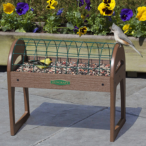 Eco-Strong Raised Haven Platform Feeder
