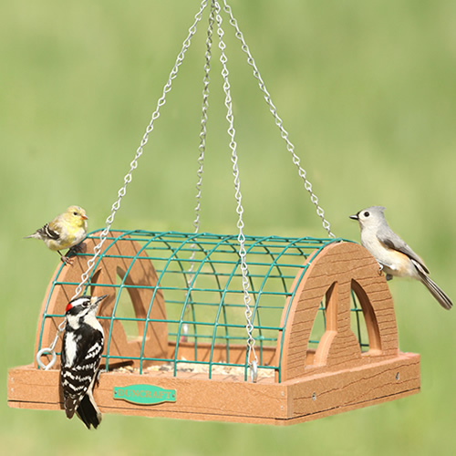 Eco-Strong Hanging Haven Feeder