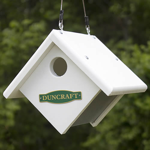 Airflow Wren Bird House