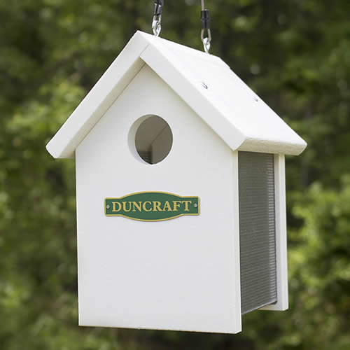 Airflow Songbird House