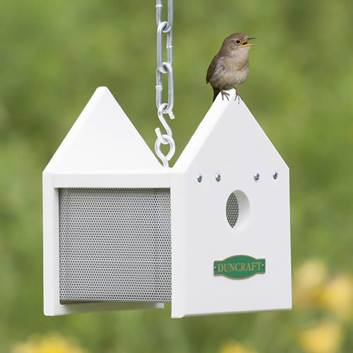Air Conditioned Songbird House