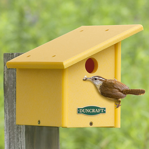 EZ Install Bird House