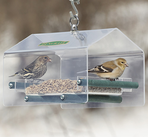 Duncraft Songbird Landing Removable Tray Feeder (4516) photo