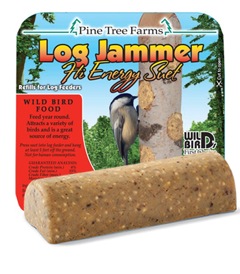 Log Jammer Hi Energy - 12 Plugs