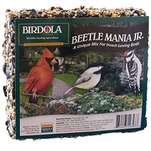 Beetle Mania Jr Seed Cake