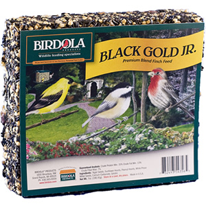 Black Gold Jr Seed Cake