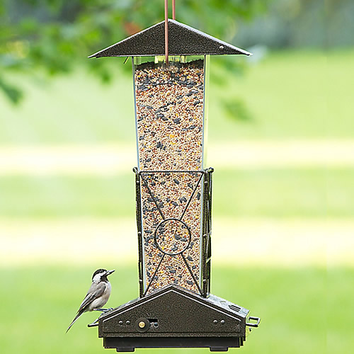 Fortress Squirrel Proof Bird Feeder (51402 Woodstream) photo