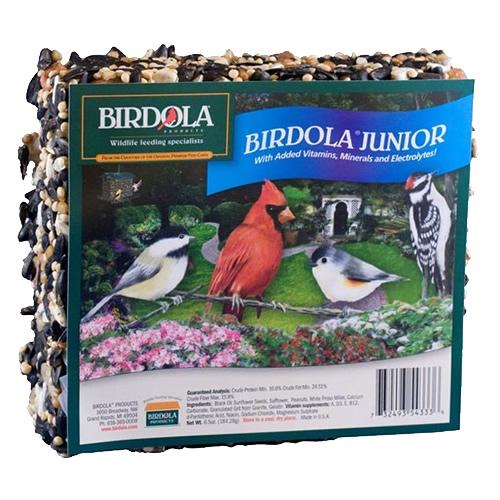 Birdola Plus Jr. Seed Cake