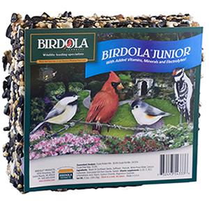 Birdola Plus Jr Seed Cake