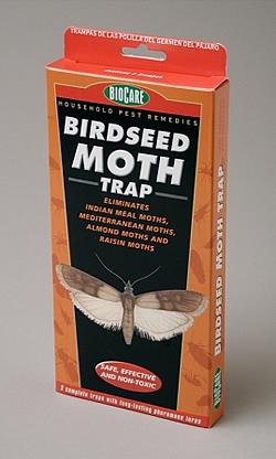 Birdseed Moth Trap - 2 Traps -