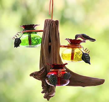 Duncraft Com Drifter Hummingbird Feeder