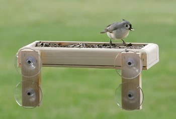 Window Platform Feeder