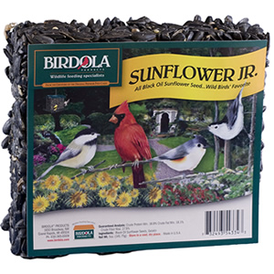 Birdola Sunflower Jr Cake