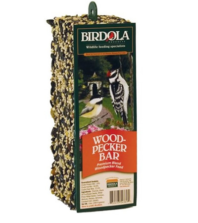 Birdola Woodpecker Bar