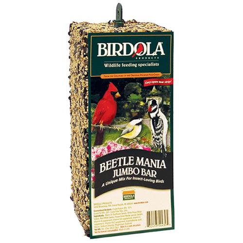 Birdola Beetle Mania Jumbo Bar
