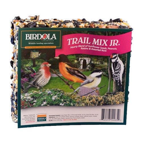 Birdola Trail Mix Jr. Cake