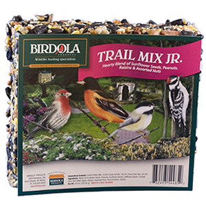 Birdola Trail Mix Jr Cake