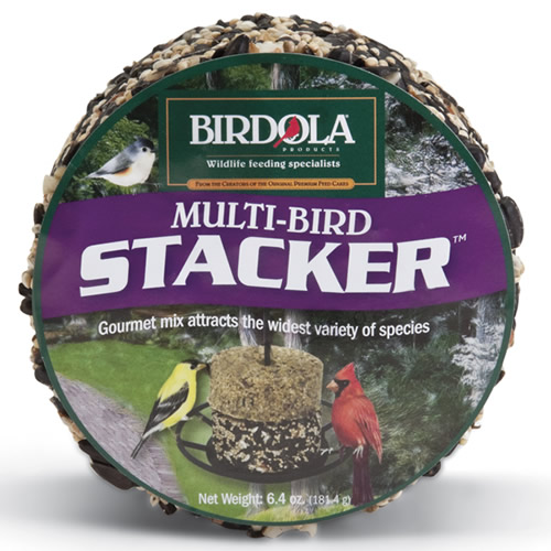 Birdola Multi-Bird Stacker