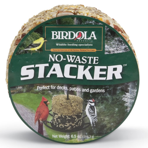Birdola No-Waste Stacker
