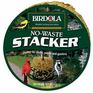 Birdola No Waste Stacker