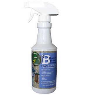 3B Protection Spray 16 oz. Spray