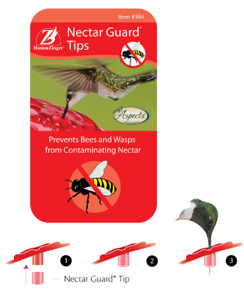Aspects Nectar Guard Tip Replacements