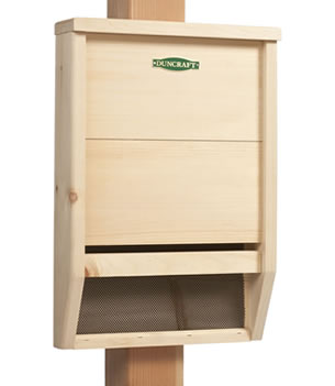 Duncraft BestBasic Bat House