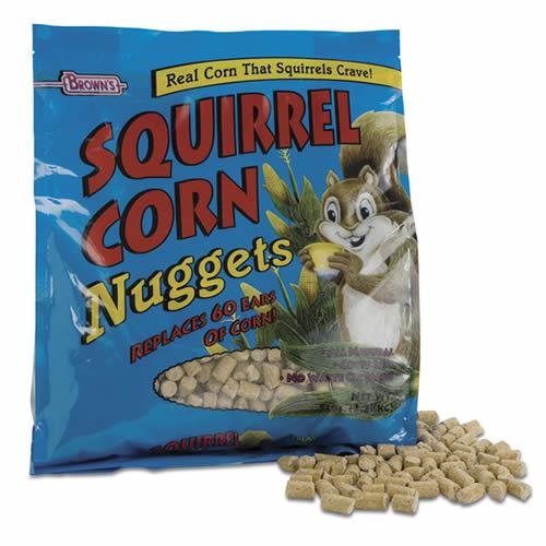 Squirrel Corn Nuggets