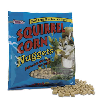 Squirrel Corn Nuggets