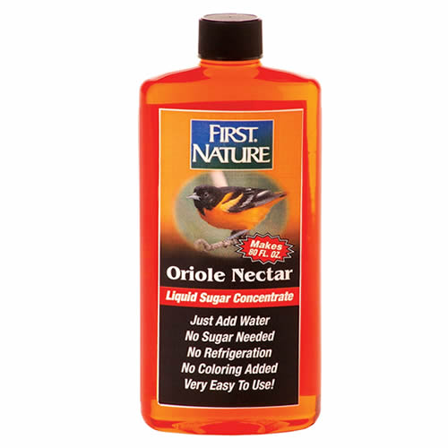 Orange Oriole Liquid Nectar